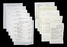GRETA GARBO TAX DOCUMENTS