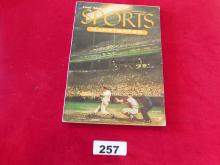 Sports Illustrated First Edition 1954
