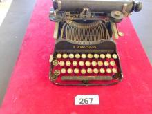 Vintage Corona Typewriter Model 3 - Short Typewriter Company