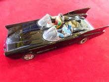 1960 Comic Book Batmobile Danbury Mint diecast car