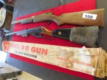 Daisy BB Gun & Benjamin BB Gun
