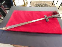 Indonesian Sword