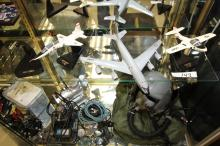 Lot of Airforce Model Planes