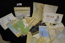 Box of maps