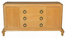 FRENCH CHARLES MOREAUX STYLE SIDEBOARD C.1940