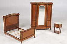 RARE SALESMAN'S SAMPLE L. 16 3 PC BEDROOM SET