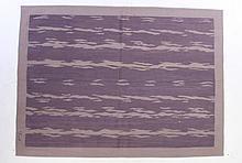 MODERN DESIGN FLATWEAVE RUG 6' X 8'2