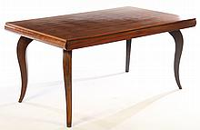 FRENCH MID CENTURY MODERN DINING TABLE