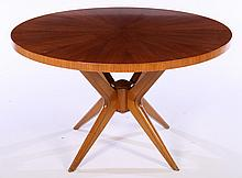 FRENCH MID CENTURY MODERN LOW TABLE C.1950