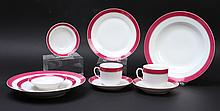 125 PC SET H & CO LIMOGES PORCELAIN 1880