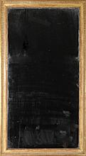 FRENCH LOUIS PHILIPPE GILTWOOD CARVED MIRROR