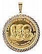 Medaillenanhänger