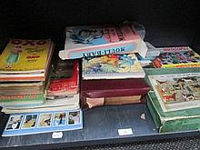 A selection of vintage miscellaneous and games