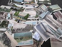 A selection of vintage postcards, Lake District