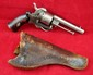 A Lefaucheux Type Pinfire Revolver With Belgium Proof