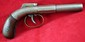 Allen & Thurber,D/A Single Shot, Bar Hammer Pistol