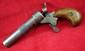 Unusual Belgian Single Shot, 50 Cal Pistol