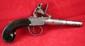 Queen Anne Style Flintlock Pistol by Thomas Galton