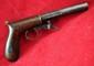 P.H. Ashton, Under Hammer, 32 cal, Single Shot Pistol