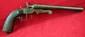 German Centerfire, Double Barrel, Hammer Pistol