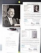 Authentic Signed Spiro Agnew Photograph and Corres