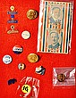 Hoover Presidential Campaign Buttons