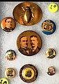 McKinley 1896-1900 Presidential Campaign Items