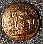1840 Tippecanoe Club Uniform Button (William Henry