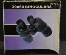 30x50 Binoculars with Carrying Case
