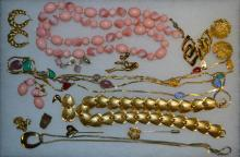 Contemporary Lot of Costume Jewelry