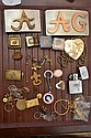 Lot of costume jewelry.
