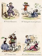 Ribelles,Ch.de. (d.i. Jean-Baptiste Amable Rigaud).