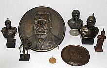 Bismarck, Hindenburg, Kaiser Wilhelm