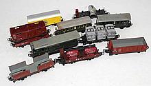 Eisenbahn Sammlung