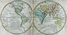 Weltkarten.