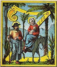 Pocci,F.  Güldenes Weihnachts ABC mit Verslein von J. B. Bach. München,