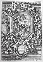 Le Pautre, Jean  (1618 Paris 1682). Dekorative Gestaltungen. 18 (davon
