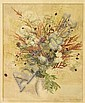 Abt, Karl (1899 Pforzheim 1985). Wiesenblumen in, Karl Abt, Click for value