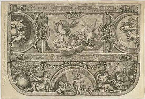 Audran, Girard (1640 Lyon - Paris 1703).