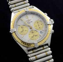 Breitling Two Tone Watch