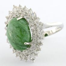 Emerald & Sapphire Ring