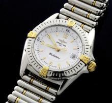 Breitling Callistino Two Tone Watch