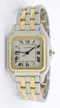 Cartier Panthere Mens Wristwatch