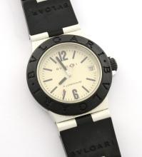 BVLGARI Aluminum Watch