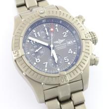 Breitling Chrono Avenger Titanium Watch