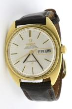 Omega Two-Tone Vintage Deville Watch