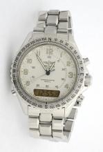 Breitling Aeromarine Intruder Mens Wristwatch *with box*