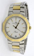 Baume & Mercier Riviera Stainless Steel Wristwatch
