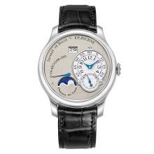 F.P. Journe Platinum Wristwatch