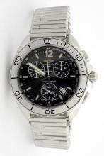 Breitling Shark Chronograph Wristwatch *Small scratches on glass*